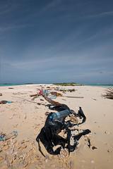 Maldives (Martin Krika) Tags: holiday beach heaven rubbish maldives sandbank