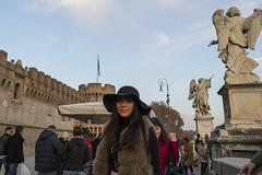 DSC_6534 (upterstreet2luce1) Tags: 2015 lungotevere orablu oradorata persone ritratto roma street sanpietro streetphotography