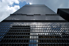 TD Centre (Marcanadian) Tags: street toronto ontario canada building architecture skyscraper bay spring downtown king district centre modernism style bank cadillac international highrise van der financial ludwig mies fairview dominion td rohe 2016