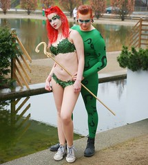 2015-03-14 S9 JB 87956#coht30s20 (cosplay shooter) Tags: anime comics comic cosplay manga lisa leipzig batman cosplayer poisonivy rollenspiel roleplay lbm 100z leipzigerbuchmesse 2015061 2015183 x201606