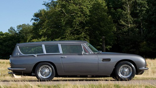 Aston Martin DB6 Vantage Shooting Brake