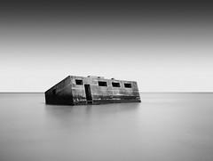 Sunken House (Darren Nisbett) Tags: longexposure decay desolate derelict a7r a7rii sonya7r2 loxia21mm