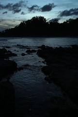 Havelock Dusk (sphaisell) Tags: ocean blue sunset sea sky india water dusk indianocean barefoot andamanislands havelockisland