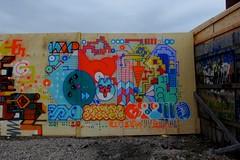 Suvilahden graffitisein 2016 (Supafly Helsinki street art office) Tags: helgraffiti helsinki helsinkistreetart streetart streetarteverywhere colorful colorart katutaide katutaidesein urbanart art artwork spray graffiti kaupunkitaide legal legalgraffiti visithelsinki