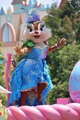 Hippity-Hoppity Springtime (sidonald) Tags: tokyo disney parade tokyodisneyland tdl clarice  tdr tokyodisneyresort     hippityhoppityspringtime disneyseaster2016