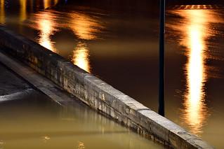 Crue de la Seine 2016 - Paris, berges rives gauche
