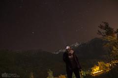 Salida a las estrellas (Mar Cifuentes) Tags: chile stars estrellas milkyway cajondelmaipo fotografianocturna vialactea