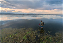 Man in nature (Toni_pb) Tags: nature largaexposicion led longexposure waterscape filtros filter landscape 1424 d810 nikon tonipou