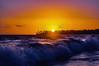 refreshing breeze ... (mariola aga) Tags: puntacana dominicanrepublic atlanticocean ocean water waves morning sky sun sunrise shoreline trees palmtrees silhouette light sunlight glow refreshingbreeze ♡ thegalaxy