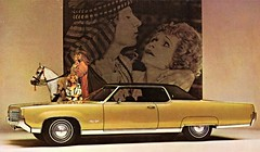 1969 Oldsmobile Ninety-Eight Holiday Coupe (aldenjewell) Tags: 1969 oldsmobile ninety eight 98 holiday coupe hardtop postcard