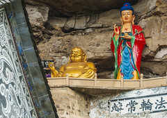 Shibaoshan (fretur) Tags: china old city bridge red lake fish lago temple pagoda town fishing shrine asia panda rice market buddha south beijing monk monaco tibet shangrila chengdu fields confucius salto kunming yunnan dali leshan sichuan mercato pesca tigre cina lijiang tigerleapinggorge gompa gola pagode shaxi benzilan dongchuan risaie shiping xizhou cormorano terrae wordl weishan weibaoshan baishutai yuangyang janshui zonghdian terrerosse