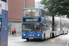 Stagecoach Manchester 17620 (V620 DJA) (SelmerOrSelnec) Tags: bus manchester alexander dennis 38 magicbus trident bridgestreet stagecoachmanchester v620dja