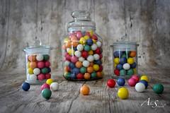 Boules de chewing-gum (Aline Sprauel Photography (AS photos)) Tags: canon photography photo chewinggum photographe alinesprauel bouledechewinggum