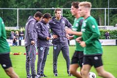160626-1e Training FC Groningen 16-17-131 (Antoon's Foobar) Tags: training groningen fc trainer haren 1617 fcgroningen sandervangessel ernestfaber marcelgroninger