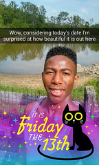 This Guys Incredibly Unlucky Snapchat Story Shows Why Friday The 13th Is Not A Joke (jh.siesta) Tags: this joke guys story shows friday 13th unlucky incredibly snapchat