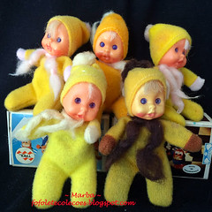 Fofolete Trol (~Marba~Furtado~) Tags: vintage doll boneca fofolete trol bonequinha beandoll olhodevidro tinydoll toycollector matchboxdoll
