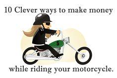 10 Clever ways to ma (BikerKarl2013) Tags: ma store 10 badass helmet motorcycles stuff motorcycle biker ways clever