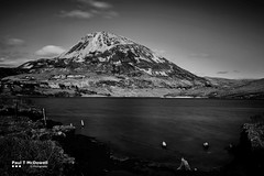 Mount (Paul T McDowell Photography) Tags: 2016 blackandwhite blackandwhitephotography camera canonef35mmf2isusm canoneos5dmarkii colour countydonegal day digital fineartphotography glen grass horizontal image landscape landscapephotographer lens longexpsoure loughdunlewey mounterrigal mountain nature orientation outdoor paultmcdowell paultmcdowellphotography people photography places republicofireland season sky spring sunny technique time weather year