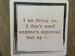 I AM DOING ME! (Adriene Hughes) Tags: yogaclass motivational