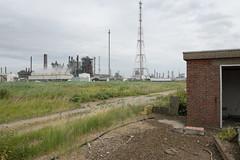 Antwerp (dangpollard) Tags: total fina olefins oil refinery industry belgium antwerpen antwerp belgie