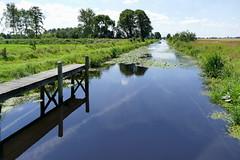 Landschaft am Kanal (antje whv) Tags: langerack kanal ostfriesland