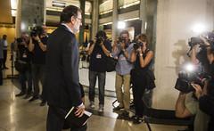 Rueda de prensa de Mariano Rajoy tras reunirse con Albert Rivera (Partido Popular) Tags: rajoy rajoypp marianorajoy reunion