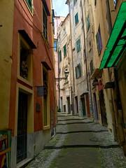 Transition (Francesco Volpi) Tags: architecture buildings colours italy lapigna cittvecchia riviera liguria sanremo