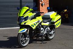 LJ64 WUT (S11 AUN) Tags: bike traffic south yorkshire police bmw motorcycle roads unit demonstrator rpu r1200rt policing syp lj64wut