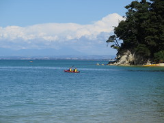 "Abel Tasman national park <a style=""margin-left:10px; font-size:0.8em;"" href=""http://www.flickr.com/photos/83080376@N03/16236340494/"" target=""_blank"">@flickr</a>"