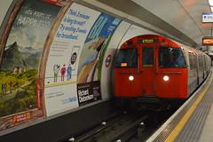 Bakerloo Line (PD3.) Tags: uk england london station train underground sightseeing tube rail railway trains line seeing sight