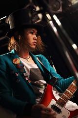 セクシーパンサー (ウノマサキ) Tags: rock live band livehouse livephotography 磐田fmstage live×life にわかあめ音頭 セクシーパンサー