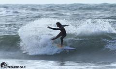 IMG_6317 (Streamer -  ) Tags: sky marina israel boards surf waves horizon tube surfing surfers distance  streamer  wavebreaker      ashqelon strormy       wethaer