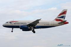 G-EUPM A319-131 British Airways (kw2p) Tags: canon aircraft airbus britishairways manchesterairport egcc a319131 canoneos400ddigital geupm kennywilliamson egccman kw2p cn1258