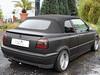 VW Golf III mit Verdeckbezug von CK-Cabrio