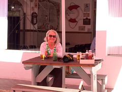 Ritsa at Paternoster Hotel (RobW_) Tags: africa west hotel coast march south western tuesday cape paternoster ritsa 2015 mar2015 10mar2015