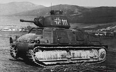 Somua S-35 - Panzerkampfwagen 35-S 739(f)