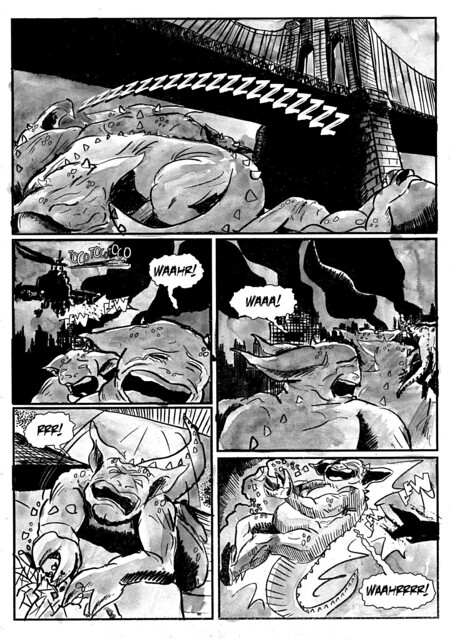 They Came To Cause Chaos. Written by Mike Jackson. Page 4