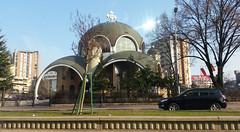 Sveti Kliment Ohridski (aleksandar2510) Tags: christian chruch macedonia crkva ortodox skopje sveti kliment pravoslavna ohridski