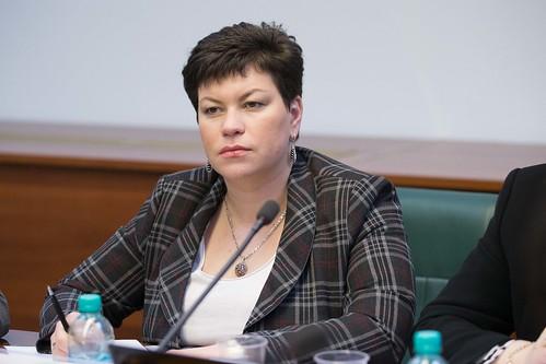 Член Комитета Совета Федерации по социальной политике Людмила Кононова
