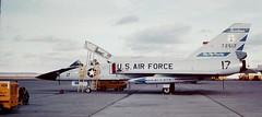 Convair F-106B Delta Dart (Sentinel28a1) Tags: greatfalls usaf convair f106 deltadart montanaang 120thfw 120thfig greatfallsairport