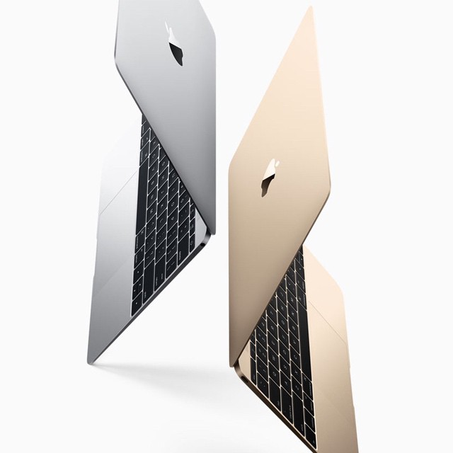 Hello new #Apple #MacBook! Spacegray please, thanks! @easymbe