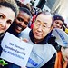UN Secretary General's Ban Ki Moon for #YouthNow