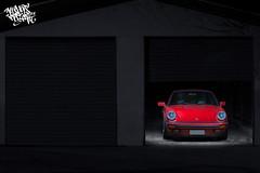 911 at Warrnambool (Allshots Imaging) Tags: auto light red 6 sports car sport canon painting eos flat painted 911 engine fast automotive german porsche vehicle motor 1986 six 27 sportscar deutsch lightpainted 60d eos60d