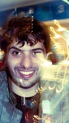 Light Tripping (luk92m) Tags: light people luz brasil painting pessoas gente sony lucas sp efeito paulo effect so motta a700