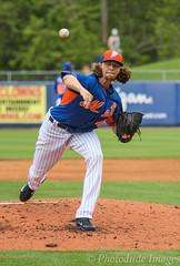 Two Seamer (Photodude Images) Tags: baseball florida pitcher springtraining mlb nymets portsaintlucie jacobdegrom