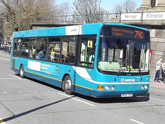 DX55FXU (47604) Tags: bus liverpool northwest runcorn merseyside arriva 2531 79c dx55fxu