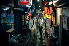 Shinjuku (Laser Kola) Tags: street japan canon japanese tokyo alley shinjuku neon nightlights bladerunner streetphotography explore alleyway nightlife 2008 dirtystreet pissalley yokocho canoneos5d explored dirtyalley exlpored lasseerkola laserkola