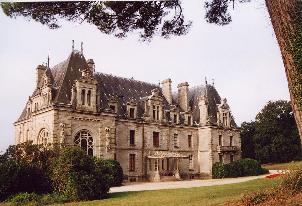 Chateau de La Bourdonnaye