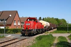 261 075 (Drehstromkutscher) Tags: train br eisenbahn railway zug db cargo bahn trainspotting 261 deutsche railfanning baureihe gravita voith