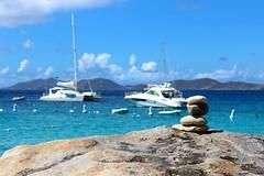 The Baths (jordanhall81) Tags: ocean cruise blue sea sky beach beautiful clouds islands boat rocks yacht cruising disney line clear virgin fantasy baths british caribbean dcl bvi gourda